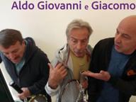 Un sorriso da Aldo, Giovanni e Giacomo in sostegno alla ricerca sul tumore del pancreas