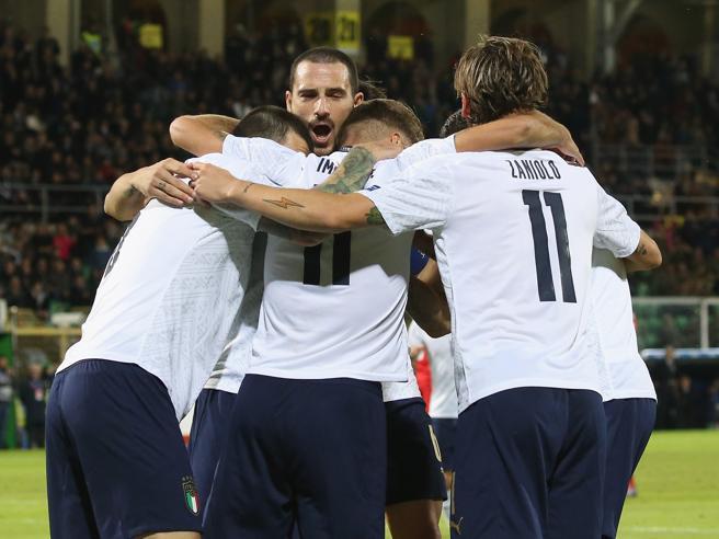 Italia Armenia 9 1: la Nazionale di Mancini è una gioiosa ma