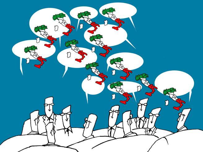 Tornare al centralismo non è la soluzione giusta