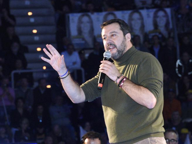 Matteo Salvini indagato dalla procura di Agrigento per il caso Open Arms