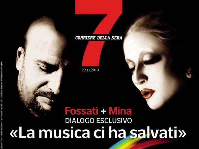 Ivano Fossati e Mina, l'anteprima del dialogo esclusivo doma