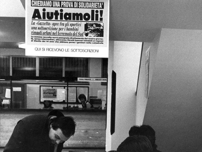 Terremoto in Irpinia: le foto del 23 novembre 1980 di 39 anni fa