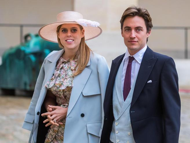 Beatrice di York, royal wedding sottotono senza diretta tv per la figlia del principe Andrea