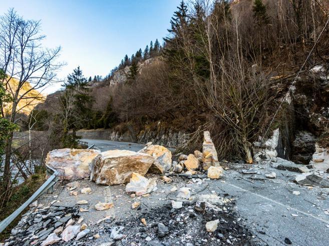 L'Italia delle 620 mila frane. 6 mila ponti a rischio, in testa la Lombardia