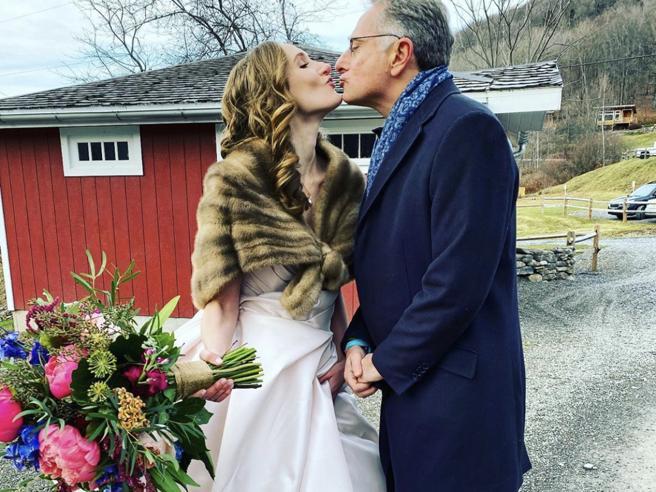 Paolo Bonolis, la figlia Martina si è sposata negli Stati Uniti