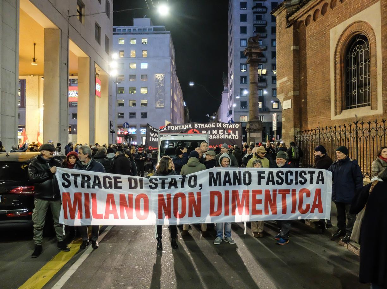 Strage  di Milano La memoria che resiste