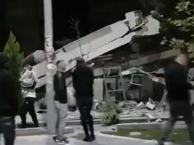 Terremoto in Albania, la forte scossa di magnitudo 6.4 avvertita anche in Puglia e Basilicata