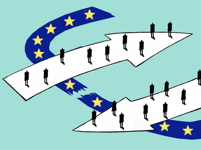 L'interesse italiano  è cercare alleati in Europa