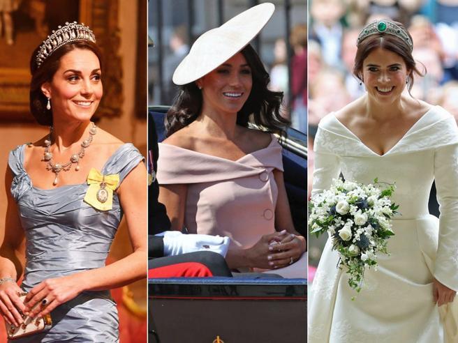 Non solo Royal Wedding. I 27 momenti più fashion della famiglia reale britannica nell'ultimo decennio