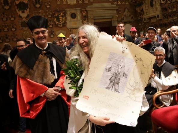 Padova dà la laurea honoris causa a Patti Smith. Quei laureati che non ti aspetti