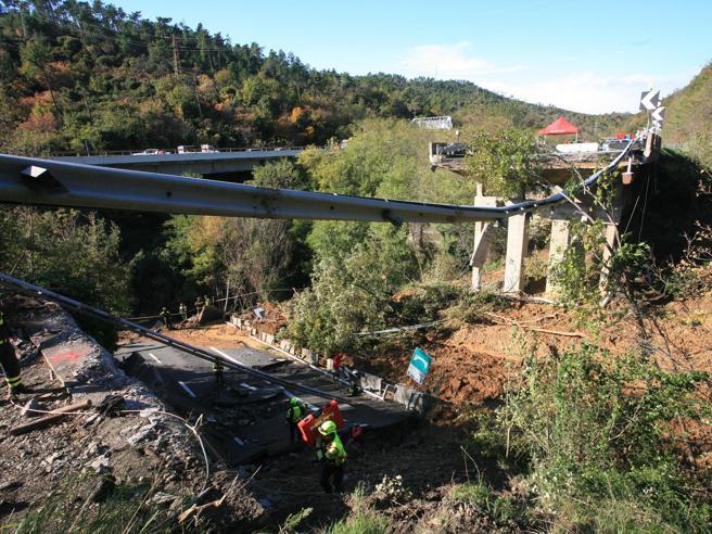 Il viadotto chiuso dai pmnon era mai stato controllato