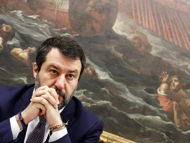 Fondo Salva-Stati, Salvini invoca l'intervento di Mattarella: «È un attentato ai danni degli italiani»
