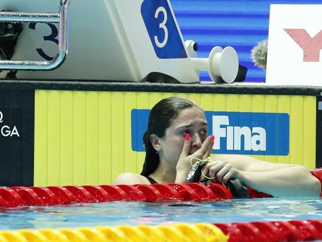Nuoto, Benedetta Pilato campionessa d'Europa in vasca corta nei 50 rana