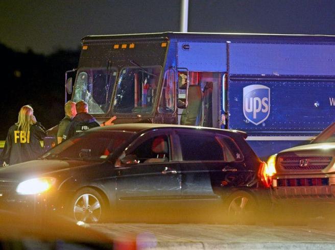 Florida, sparatoria dopo una rapina:  inseguimento termina con 4 morti