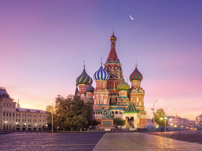 La Russia e le feste: un paradiso per chi ama i «ponti»