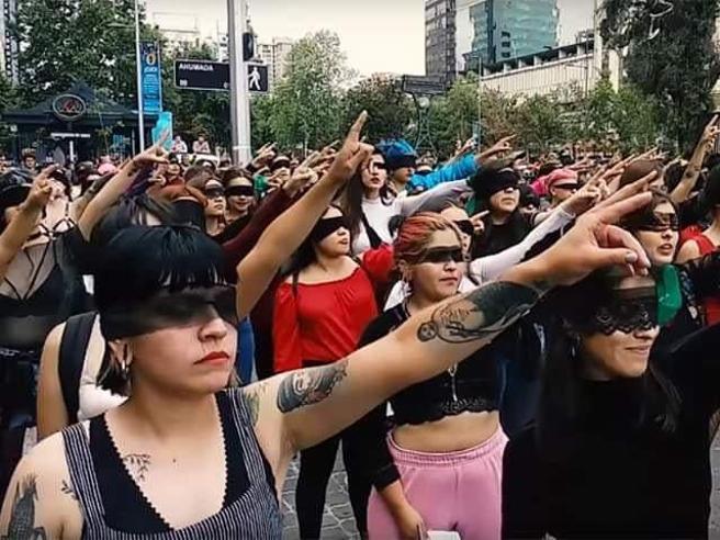 L'inno contro la violenza delle donne che dal Cile conquista il mondo