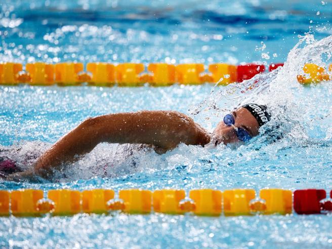 Europei nuoto, Quadarella di nuovo d'oro: suoi anche i 400 stile libero