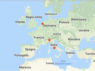 Cartina Nord Italia Google Maps.Rivede Il Nonno Morto Su Google Maps E Si Commuove Non Ero Riuscita A Salutarlo Corriere It