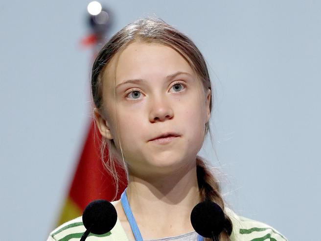 Greta Thunberg è la «Persona dell