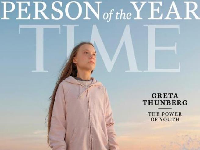 Greta Thunberg è la «Persona dell'Anno» per Time