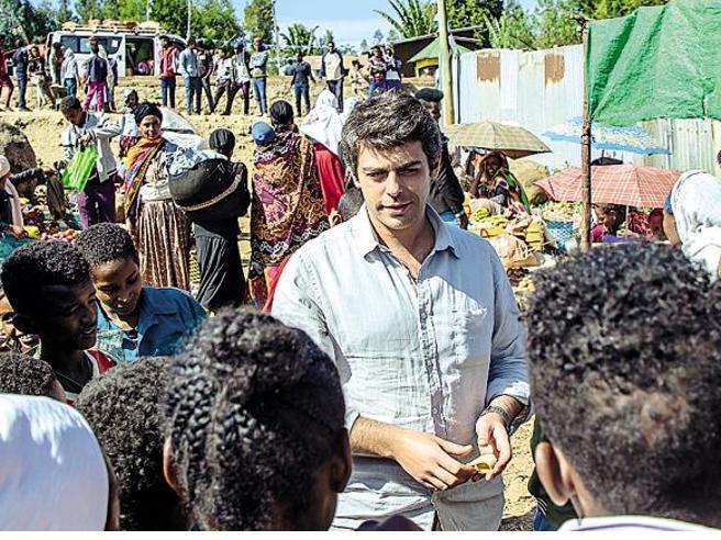 Giampaolo Longhi di Foggia ha vinto il premio volontario dell'anno