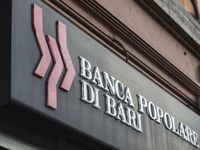 Bari, salva la banca: decreto con 900 milioniOggi primo tes