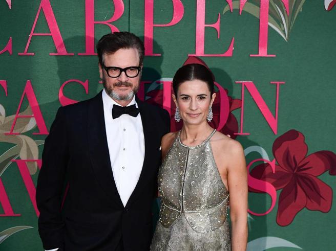 Colin Firth e Livia, la coppia da favolae la fine arrivata dopo ventidue  anni