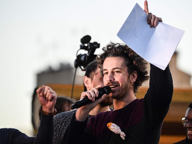 Il programma delle Sardine, dopo la manifestazione a Roma: «