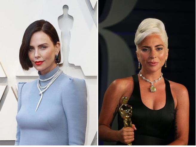 Dal carré scuro di Charlize Theron all'elaborato chignon di Lady Gaga: le 18 pettinature più belle del 2019