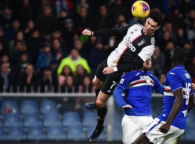 Cristiano Ronaldo, il gol alla Samp e la biomeccanica di un capolavoro: una questione di «sapere senza pensare»