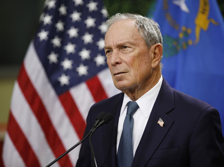 Michael Bloomberg (Ap)