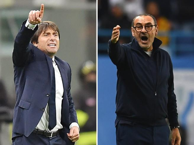 La rivoluzione palese dell'Inter e quella nascosta della Juve: quale delle due vincerà il campionato che riparte?
