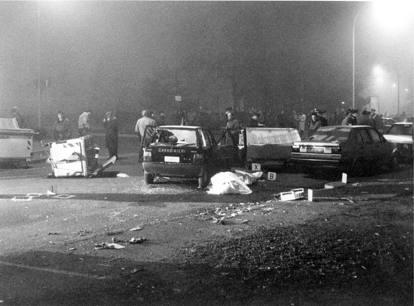 Uno Bianca: i delitti, le vittime e i componenti della banda