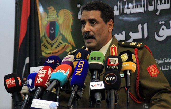 Libia, le truppe di Haftar rivendicano: «Abbiamo preso Sirte»