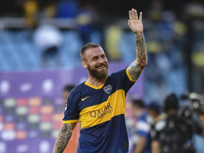 Daniele De Rossi, addio al Boca Juniors. Si ritira a 36 anni: «Mi manca la mia famiglia»