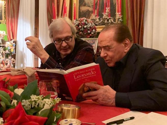 Sgarbi: «Voglio raddoppiare i voti per FI e diventare il sultano del partito»