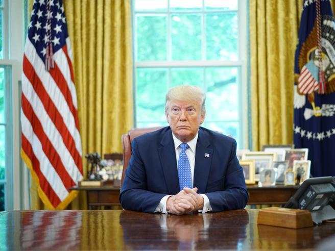Il discorso di Trump dopo l'attacco dell'Iran alle basi Usa: «Nessuna vittima per i raid, abbiamo tollerato Teheran troppo a lungo»