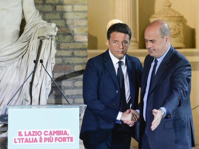Renzi: «Se nel Pd fanno come Corbyn allora ci aprono un'autostrada»