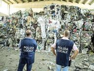 I giudici «attaccano» i vigili: responsabilità nel danno, i rifiuti andavano sequestrati