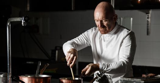 L'avventura di Alfio Ghezzi al MartL'ambiente si salva anche in cucina thumbnail