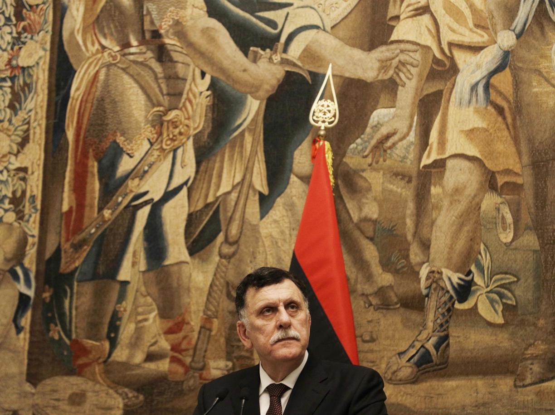 Gli errori (a sinistra)  sul conflitto in Libia