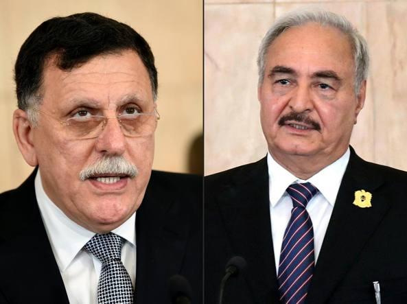 Libia, i punti dell'accordo Sarraj-Haftar a Mosca. A Berlino vertice il 19 gennaio
