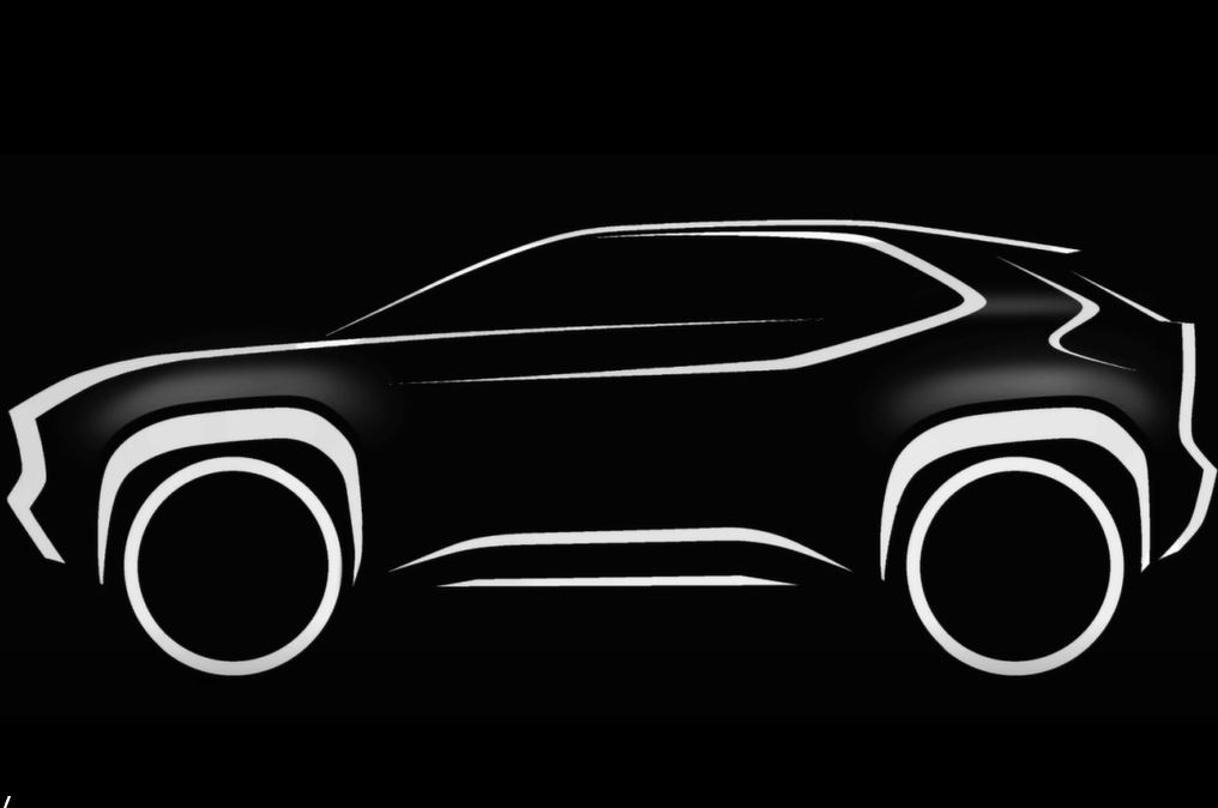 Toyota presenta il nuovo B-Suv La Yaris versione crossover