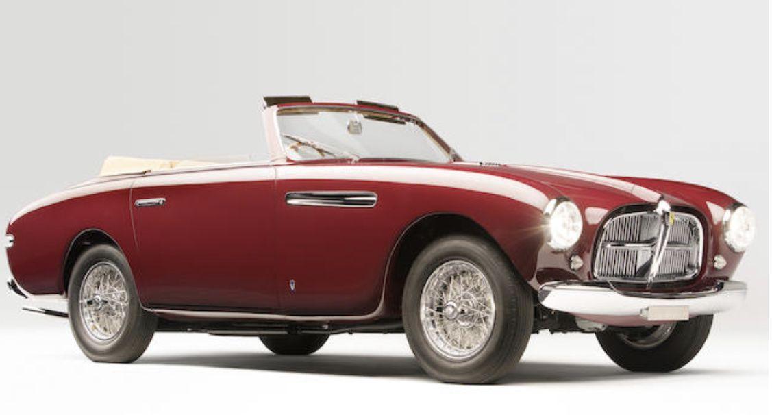 ferrari%20arizona%20asta Aste: un'Alfa 8C del 1932 senza prezzo Motori Auto Esposizioni