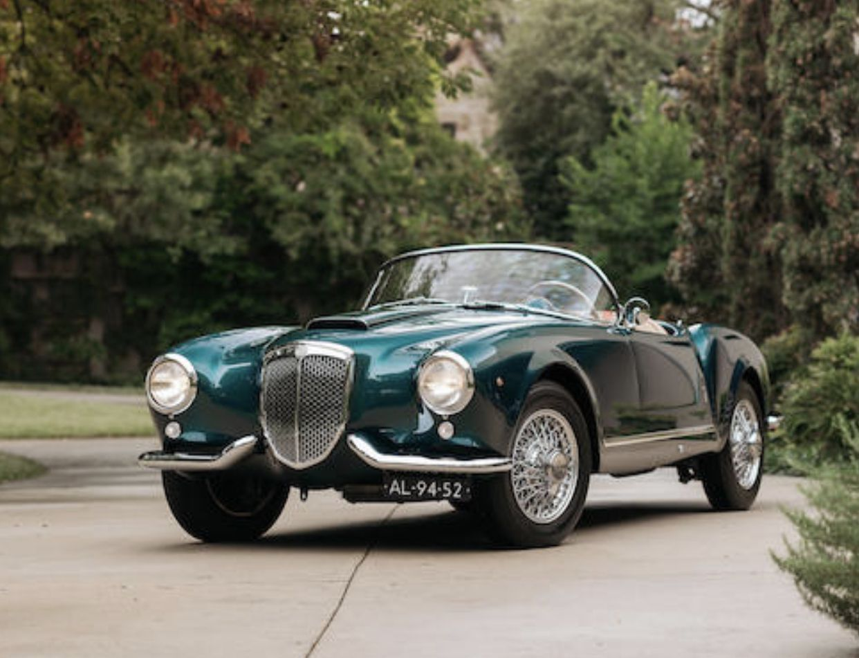 lancia%20arizona%20asta Aste: un'Alfa 8C del 1932 senza prezzo Motori Auto Esposizioni