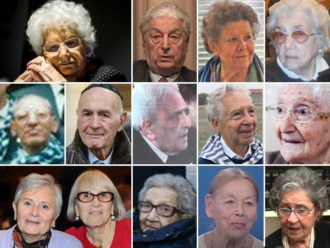 I 14 sopravvissuti italiani che vissero l'OlocaustoCustodi<a href=