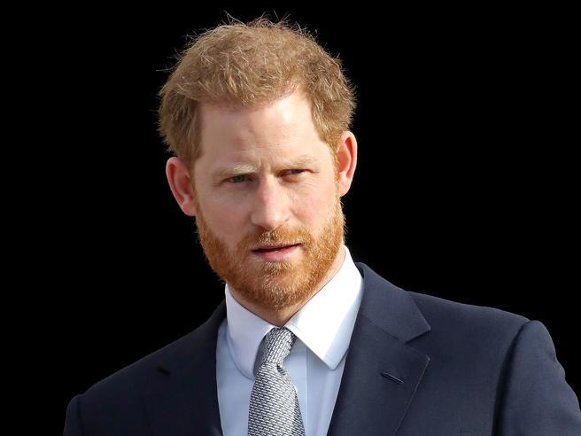Il principe Harry: «Voglio una vita più tranquilla, ma il Re