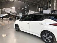 Nissan Leaf: con la nuova batteria da 62 kWh sfiora i 400 chilometri