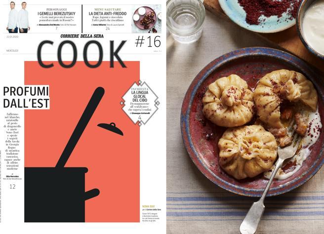 La Nuova Cucina Russa E Gli Chef Gemelli Cook In Edicola Mercoledi 22 Gennaio Cook