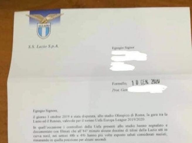 Lazio,  Lotito chiede i danni ai tifosi: «Per i cori e i saluti romani ci dovete 50.000 euro»